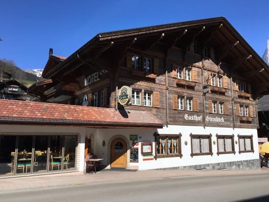 Chalet Hotel Steinbock