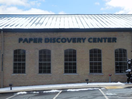 Paper Discovery Center