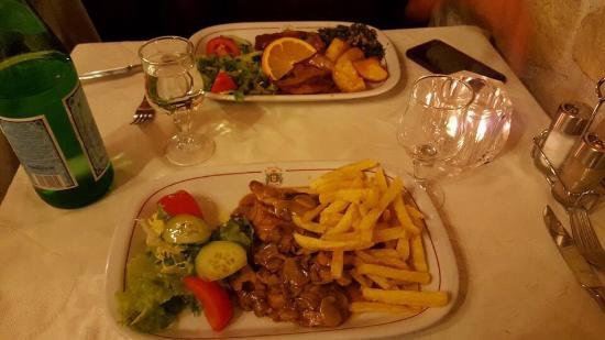 restaurant review reviews petit chalet villeparisis seine marne france