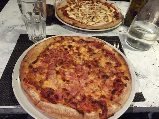 Pizza jard n majadahonda fotos n mero de tel fono y restaurante opiniones tripadvisor - Pizza jardin pozuelo ...