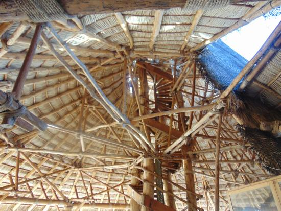Todos Santos, Mexico: Handcrafted giant palapa showcase Mexican craftsmanship
