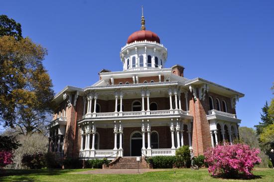 Natchez, MS: front of house