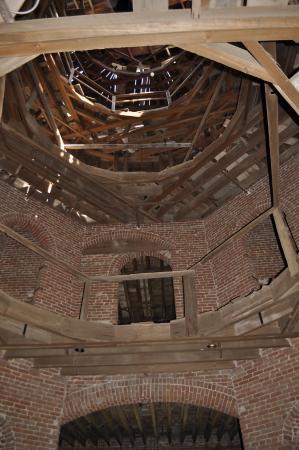 Natchez, MS: upstairs views
