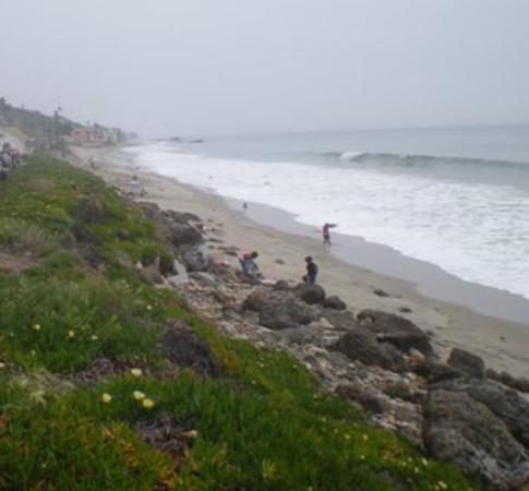 Dan Blocker Beach: @ Bonanza Beach 5