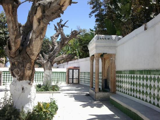 Koubba of Marabout Sidi Belyout