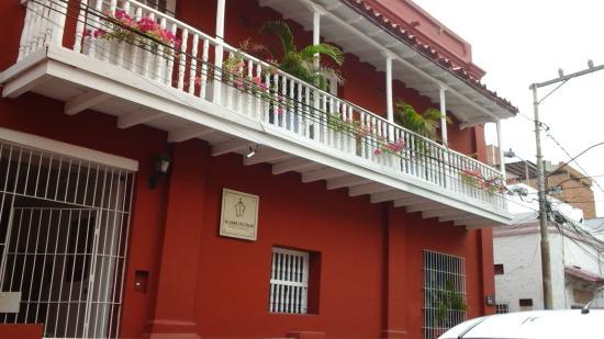 La Casa del Farol Hotel Boutique: frente del hotel