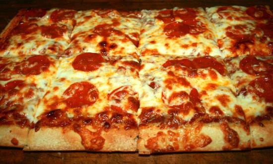 La Nonna pizza Al Metro
