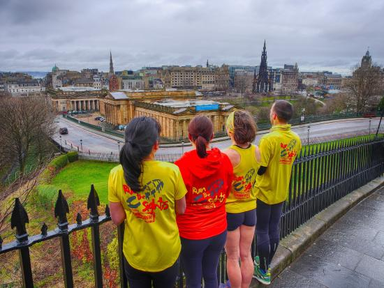 Run the Sights - Edinburgh