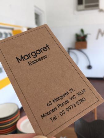 Margaret Espresso