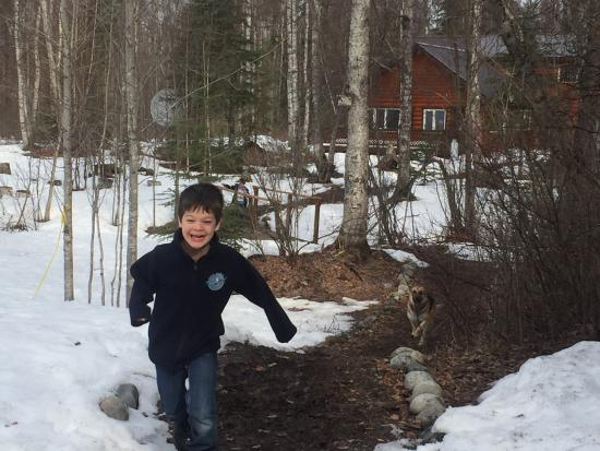 Meandering Moose Lodging: Great family time!!