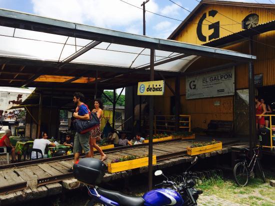 El Galpon - Centro comunal de abastecimiento