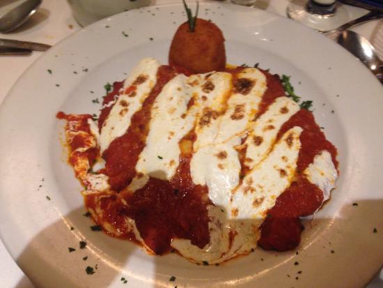 the best chicken parmesan ever picture of patsy s italian rh tripadvisor com