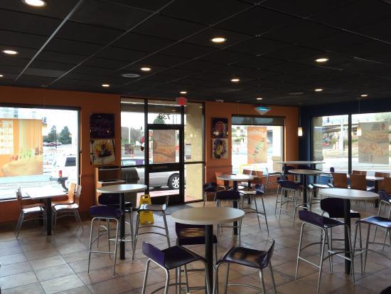 inside picture of taco bell grand junction tripadvisor rh tripadvisor co nz