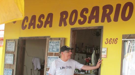 Casa Rosario: uma casa italiana de frente para o mar