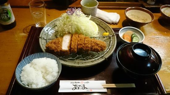 Kodawari Tonkatsu Neboke