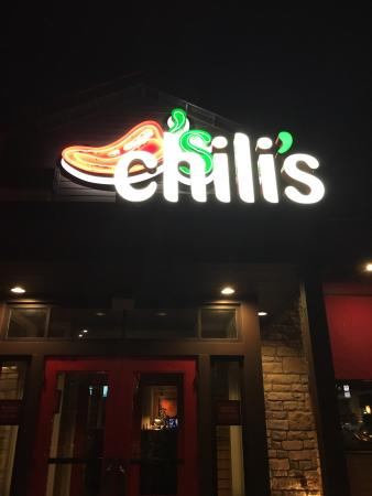 Sykesville, MD: Love Chili's