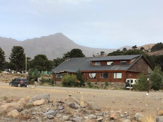 Hostel de Montana Los Duendes del Volcan