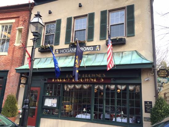harry browns picture of harry browne s restaurant annapolis