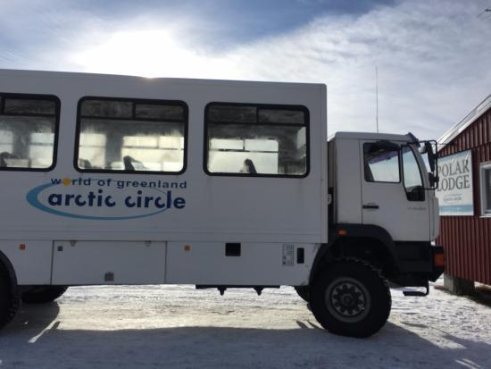 Kangerlussuaq, Groenlandia: Polar Lodge 2