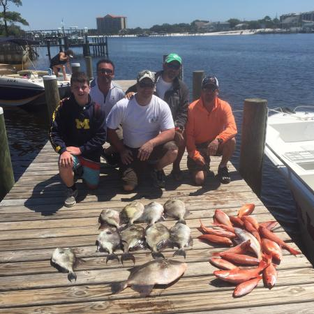 All Jack'd Up Charters