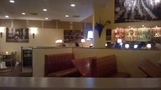 Mashpee, MA: Another area inside the restaurant