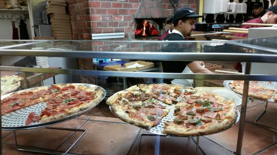 Don Corleone's Brick Oven Pizza: Pizza by the Slice