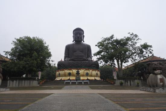 Bagua Mountain: 八卦山頂上にある大仏さん
