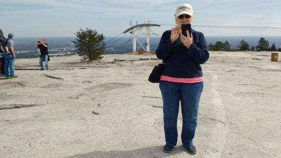 Stone Mountain Park SkyLift Cable Car