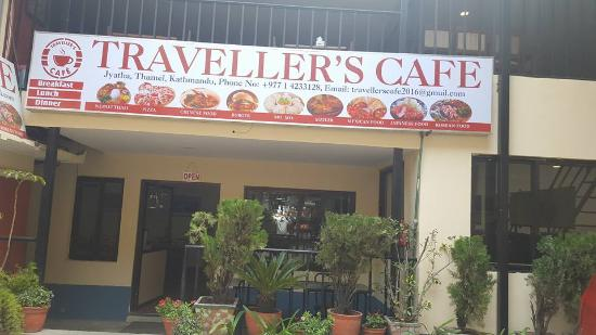 Travellers Cafe Pvt. Ltd