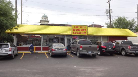 Christy's Donuts Kolaches