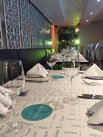 Restaurante Taj Mahal Barranquilla