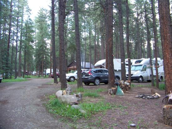 Sportsman's Campground and Mountain Cabins Picture