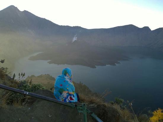 Lombok, Indonésia: Gunung Rinjani