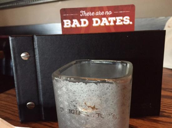 """Original Joe's: """"There are no bad dates"""",, cures from Original Joes, Strathmore, Alta, New life in BC!"""