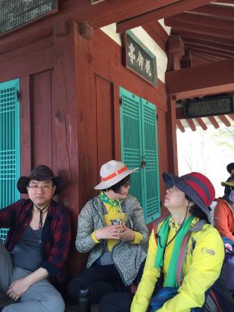 Damyang-gun, Corée du Sud : Myeonangjeong Pavilion