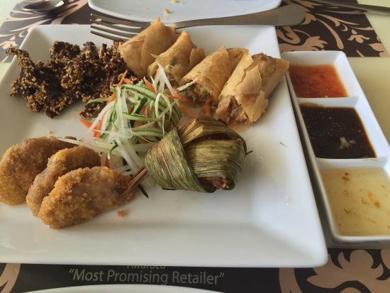 Picture of siam thai cuisine cebu city for At siam thai cuisine
