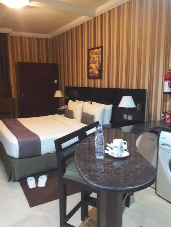 Asfar Hotel Apartment: very clean