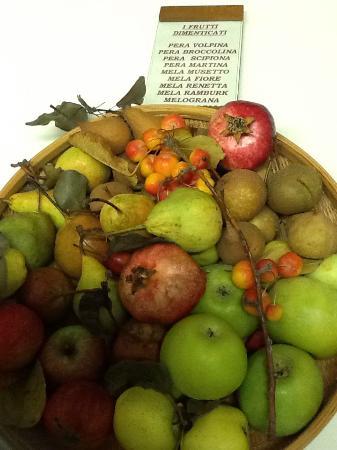 Locanda Senio: I frutti dimenticati