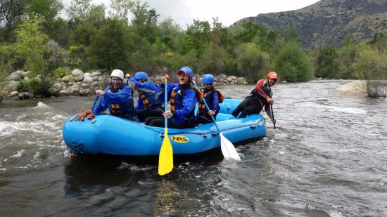 Kaweah Whitewater Adventures