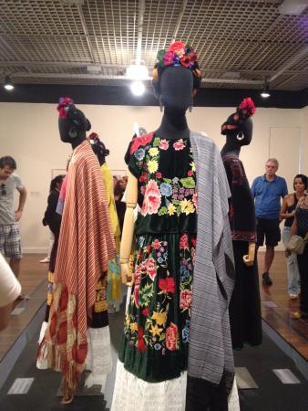 Vestidos Que A Frida Kahlo Usava Foto De Caixa Cultural