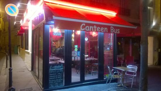 Canteen Bus Gobelins