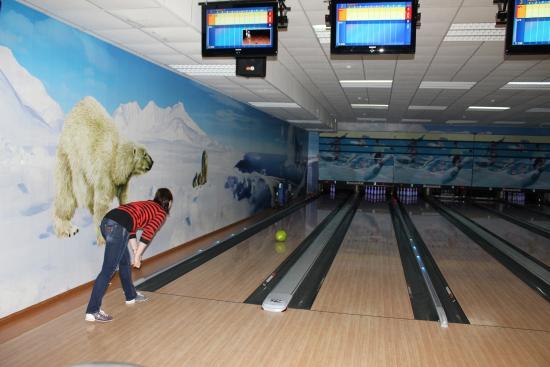 Bowling-Club Na Bolshoy