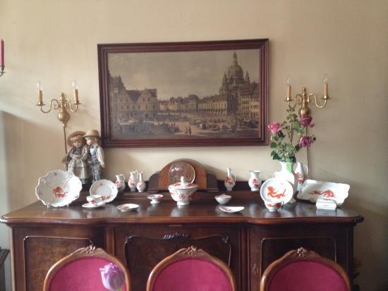 Trödelschänke Dresden: Das Dresdner Trödelkaffee