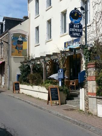St Gildas De Rhuys Restaurant