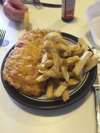 Deep Sea Fish & Chips