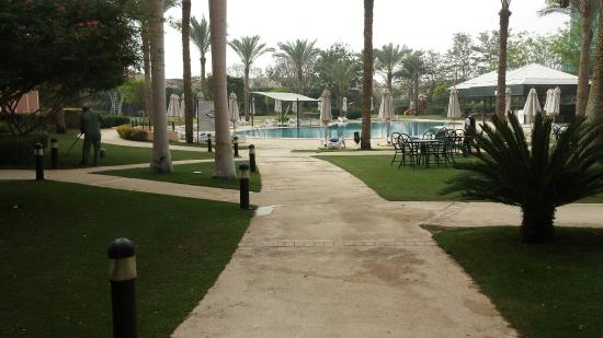 Novotel Cairo 6th Of October: 20160410_084559_large.jpg