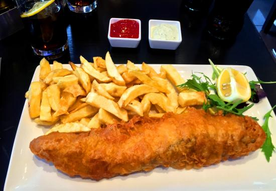 Fish and chips cod merluzzo picture of gigs fish and for London fish and chips