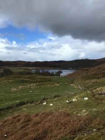 Clan Cottages: Beautiful Scenery, fabulous place to stay!