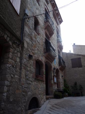 Arbolí, España: Fachada de l'Hostalet