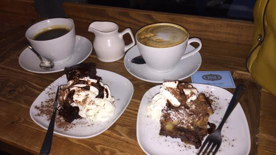 Oso Coffee And Cake